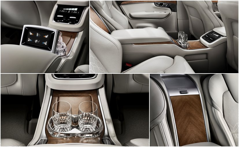 Volvo XC90 Excellence Edition Features
