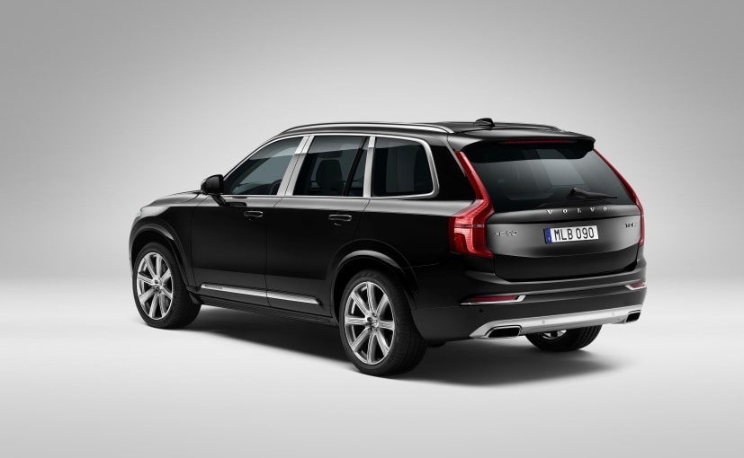 Volvo XC90 Excellence Edition Rear