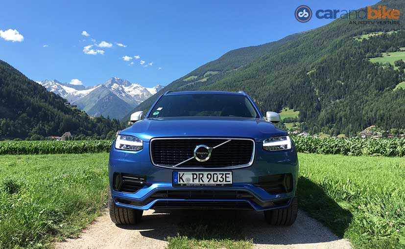 Volvo XC90 T8 Twin Engine Front