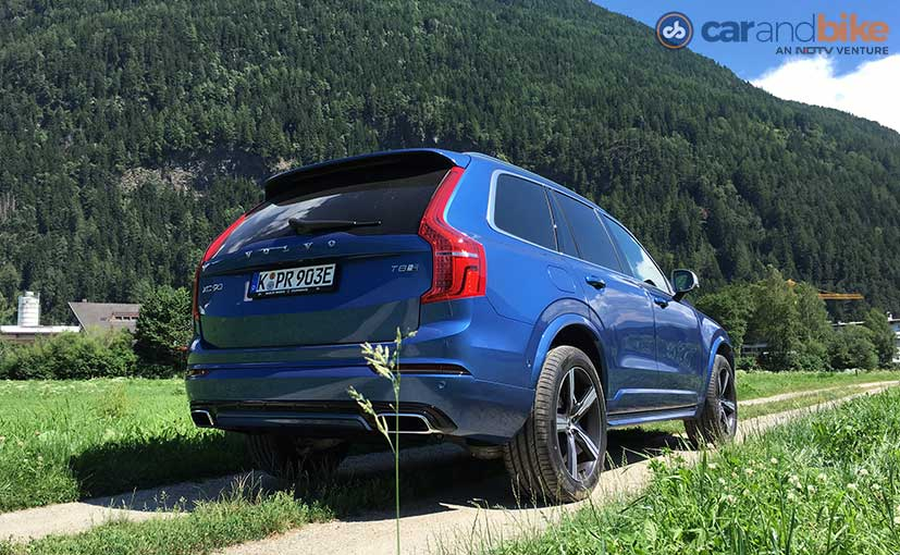 Volvo XC90 T8 Twin Engine Rear