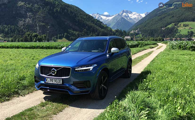 Exclusive Volvo Xc90 T8 Twin Engine Hybrid Review