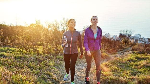 Brisk Walk Better Than Jogging in Combatting Pre-Diabetes