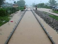 Flood Alert Issued In West Bengal; Rail, Road Connectivity Hit