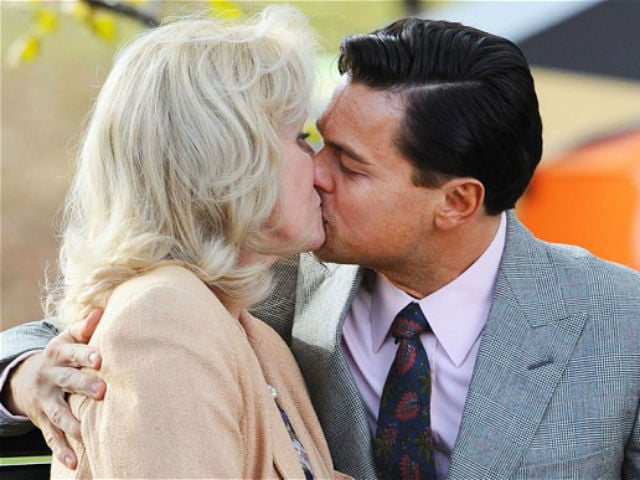 For Joanna Lumley, Kissing Leonardo DiCaprio in Film Was 'Adorable'