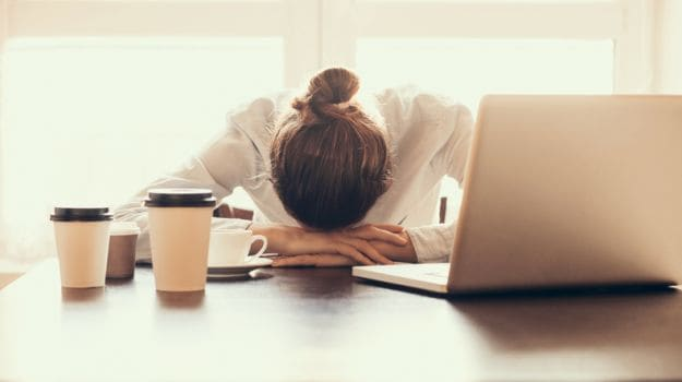 Beware! Work Stress May Lead To Irregular Heart Rate