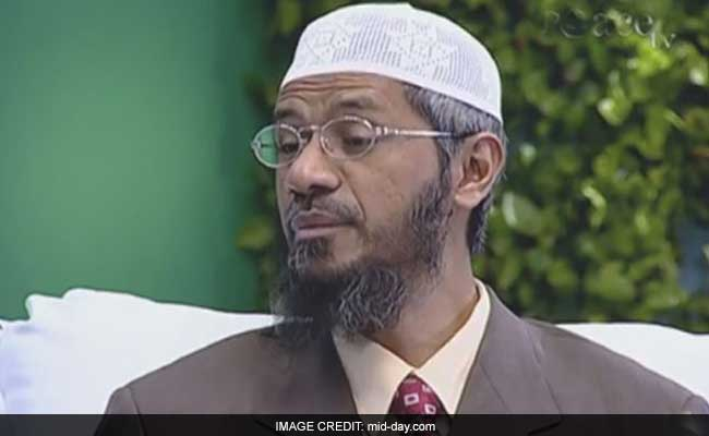 Probe Agency Orders Attachment Of Zakir Naik's Properties In Mumbai