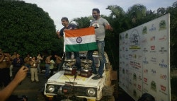 2016 Rainforest Challenge: Gurmeet Virdi And Kirpal Singh Tung Crowned Champions