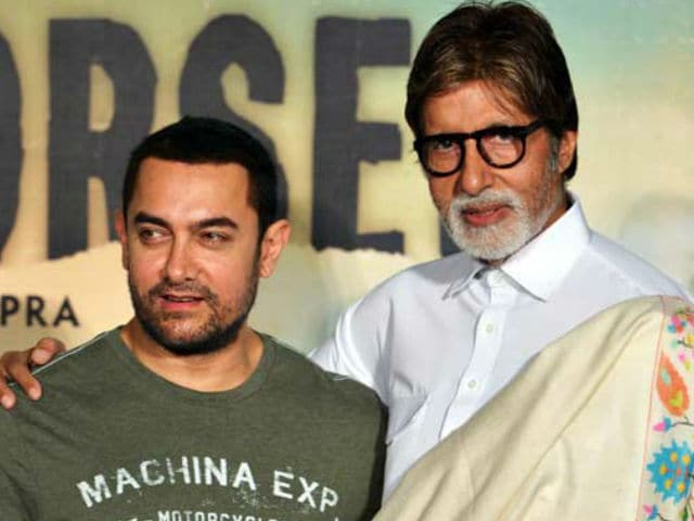 Aamir Khan Would Love to Work With Big B But Reveals Nothing on Thug