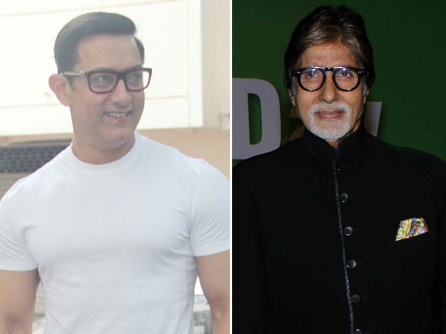 Amitabh Bachchan Plus Aamir Khan Equals a Film Like No Other