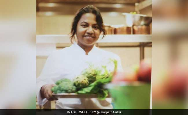 Indian Chef Aarthi Sampath Wins US-Based Culinary Show