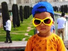As 3-Year-Old Aviral's Mother Watched From Balcony, He Was Crushed By School Van
