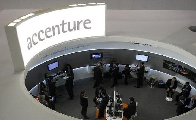 Shares that proliferate your speculations: Accenture plc