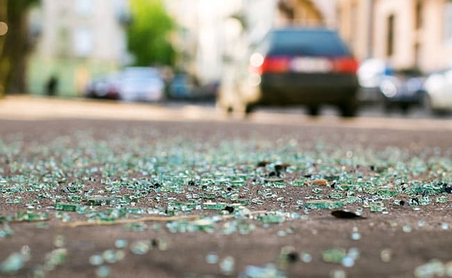 College Principal, Family Killed In Car Crash In Telangana's Karimnagar