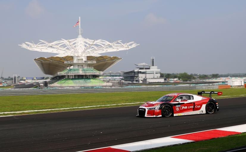 Aditya Patel Audi Racing