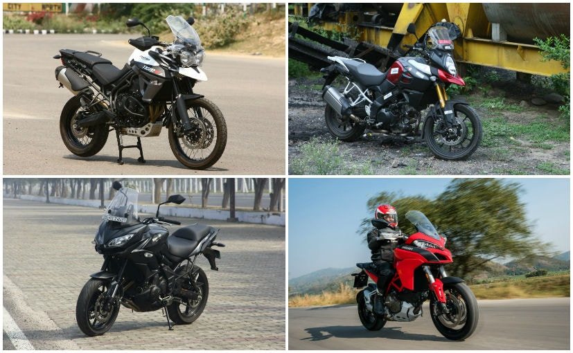 Adventure Touring Motorcycle >> Best Adventure Touring Motorcycles Available In India Ndtv