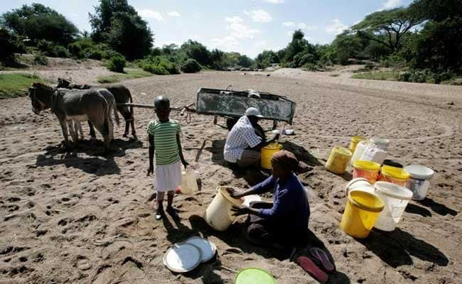 In Somalia, Drought Leaves 110 Dead In Last 48 Hours
