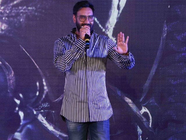 My story, My Way, Says Shivaay Director Ajay Devgn