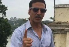 Akshay Kumar Returns Favour. Cheers for Sonakshi Sinha's <i>Akira</i> on Twitter