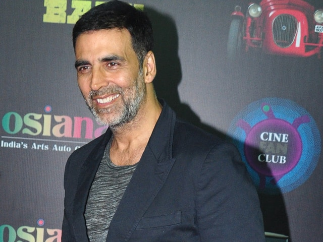 Now, Akshay Kumar is Only 'Concentrating' on Films. Not TV Shows
