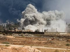 US May End Syria Ceasefire Talks With Russia Over Aleppo Bombings
