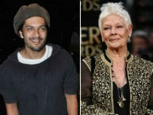Ali Fazal to Star as Queen's Confidante Opposite Judi Dench in New Film