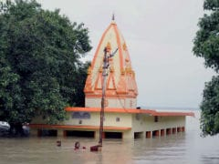 Flood Situation Grim In Allahabad, Schools Shut For 2 Days