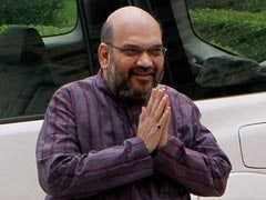 BJP Chief Amit Shah Holds Meeting With Party Leaders