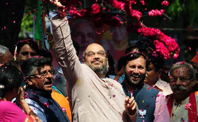 A New Office For Amit Shah: The BJP Is Shifting And Here Is The Plan