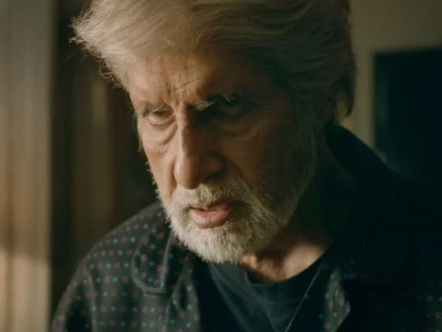 Pink is Amitabh Bachchan's Colour. Twitter Loves The Film's Trailer