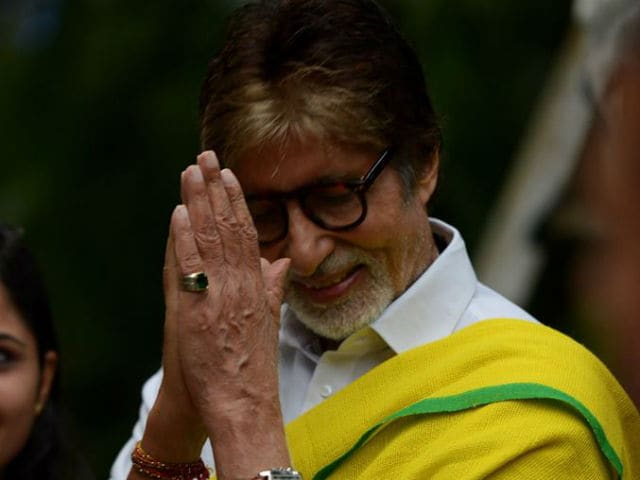 Amitabh Bachchan Fan Arrested For Trespassing After Scaling Jalsa Wall