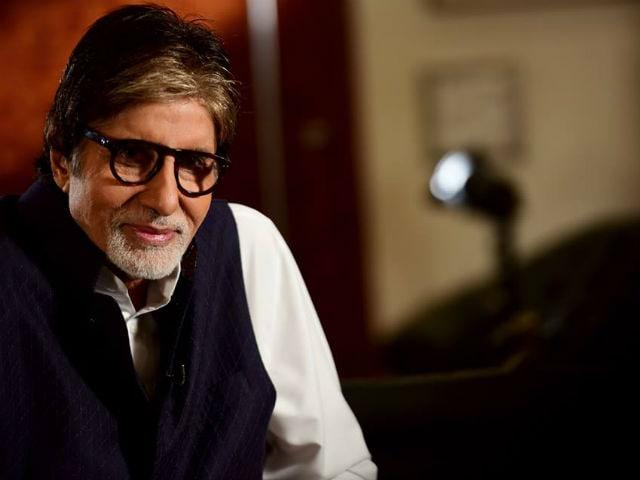 Amitabh Bachchan Says People Call Him 'False and Modest'