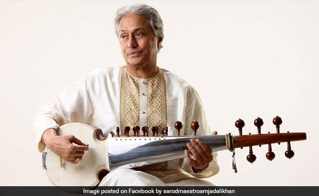 उस्ताद अमजद अली खान ने दिग्गज संगीतकारों पर पुस्तक लिखी