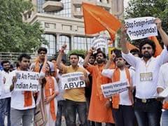 भारत में देशद्रोह के मामले में एमनेस्टी इंटरनेशनल को अमेरिका का समर्थन