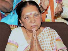 Ex-Gujarat Chief Minister Anandiben Patel Says Won't Fight Assembly Elections
