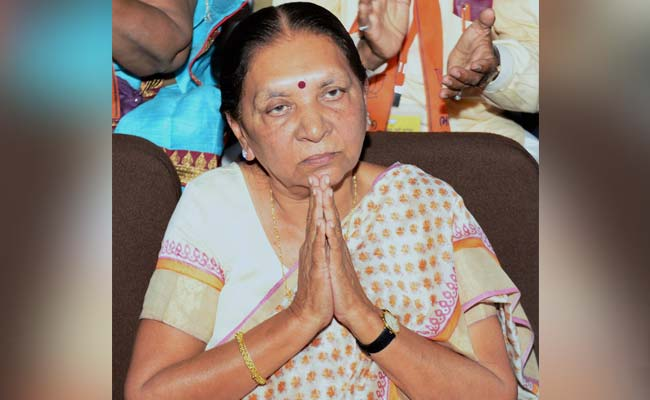 UP Governor Anandiben Patel Gets Additional Madhya Pradesh Charge