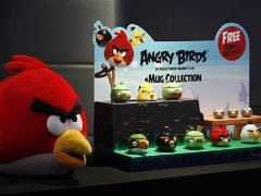 Angry Birds Maker Rovio Turns H1 Profit, Plans Movie Sequel