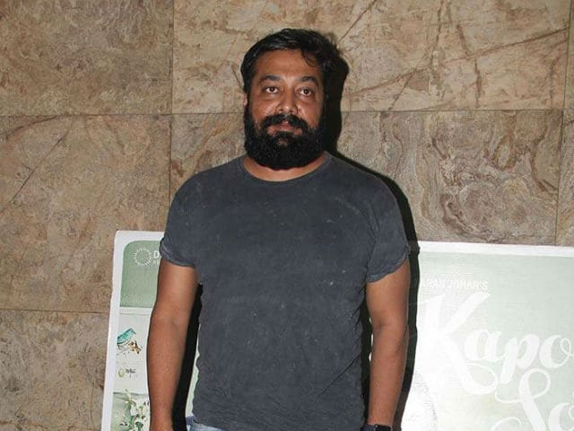 Anurag Kashyap to Conduct Master Class on Censorship in Australia