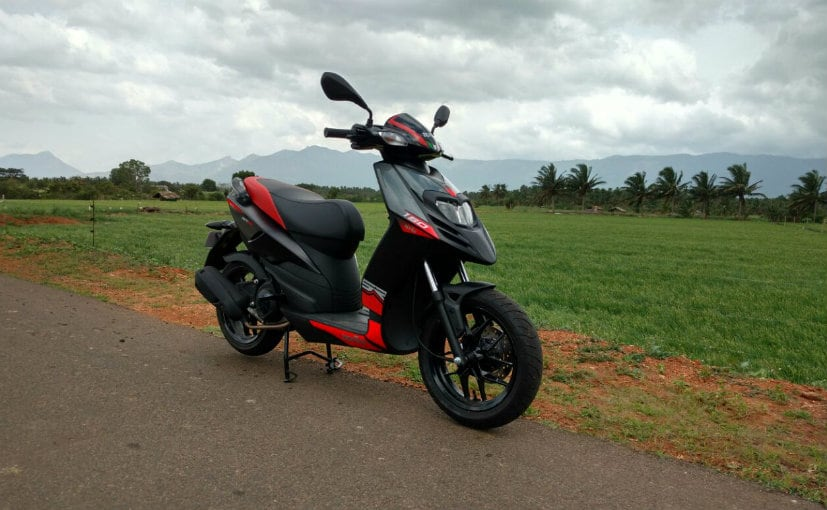 Aprilia SR 150 First Ride Review