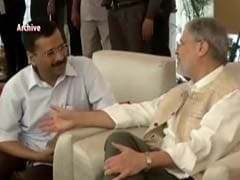 Arvind Kejriwal, Manish Sisodia Speak To Najeeb Jung, Say We Did 'Good Job Together'