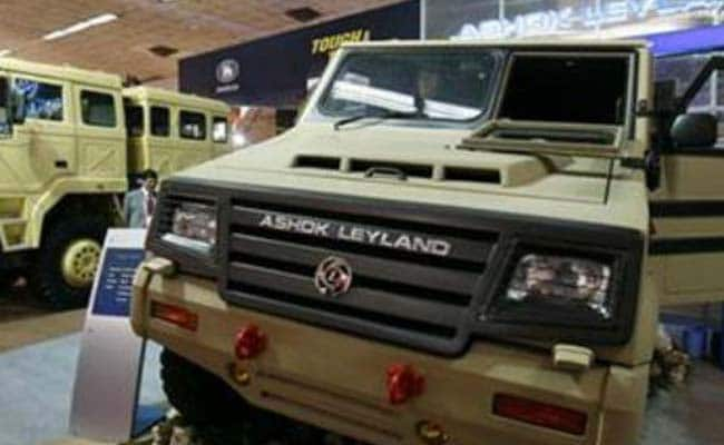 Ashok Leyland Sales Jump 11% To 12,330 Units In June