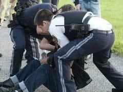 Mentally Ill German Stabs Passengers On Austrian Train: Police