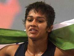 'दंगल' में आमिर खान ने जिन महावीर फोगट का रोल किया, उनकी बेटी रियो ओलिंपिक में मेडल की दावेदार