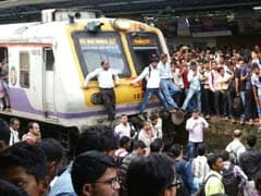 Delays For Mumbai Local Trains As Angry Passengers Blocked Badlapur Tracks