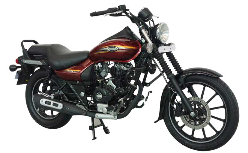 Bajaj Avenger Street Gets New Colours Priced From Rs 75 500 Ndtv