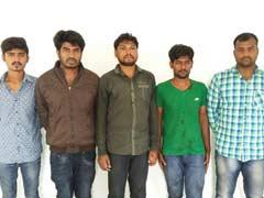 बेंगलुरु : फिल्म बनाने के लिए अपहरण, सलाखों के पीछे पहुंचे पांचों आरोपी
