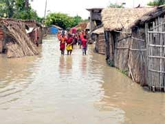 Bihar Floods: Disaster Response Force Men Help 2 Women Deliver Babies Safely