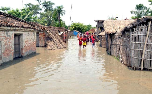 Bihar Floods: Number Of Deaths Rises To 72, Over 73 Lakh People Hit
