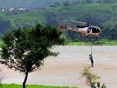 Choppers, Divers On Raging River After British-Era Bridge Collapses On Mumbai-Goa Highway