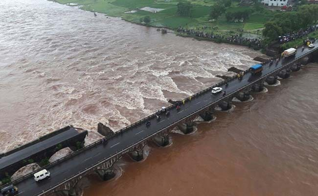 Sand Mining Not Behind Mahad Bridge Collapse: Maharashtra Minister