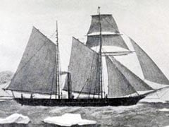 Found It! British Ship Located 140 Years After Sinking In Russia